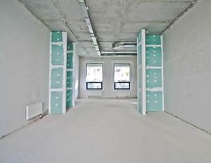 стены и потолки из гипсокартона
